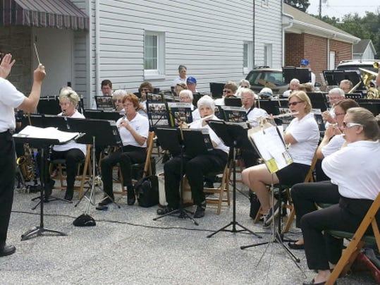 The Shippensburg Band