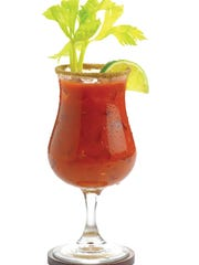 You can sip and sample Bloody Marys and chili at the