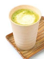 Matcha, or Japanese green tea, packs a more nutritional punch than traditional green tea.
