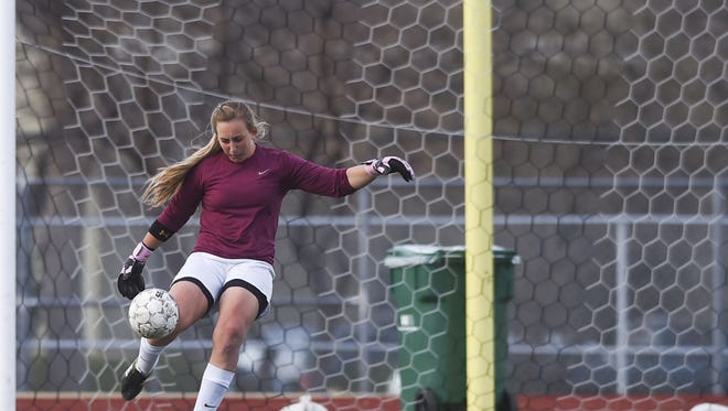 Rocky Mountain's Gabi McDonald has committed to CSU to play soccer and track and field.