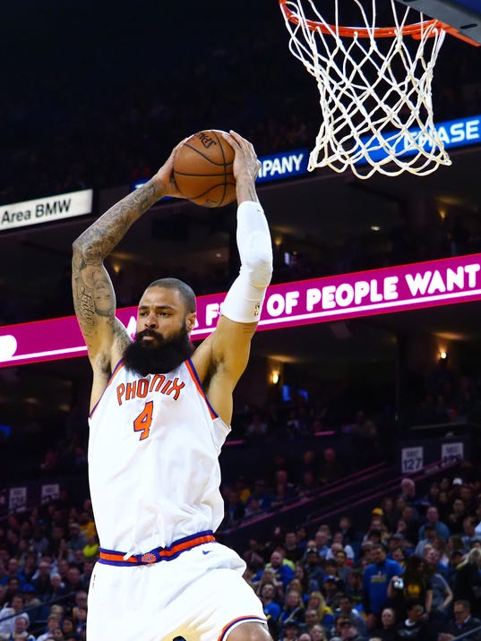 Suns desperately missing Tyson Chandler's experience, leadership