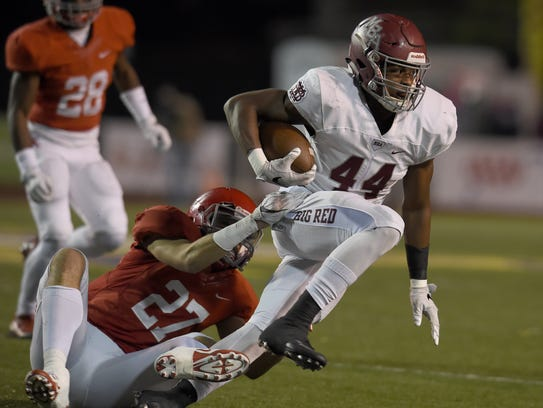 MBA running back Ty Chandler ran for 2,252 yards and