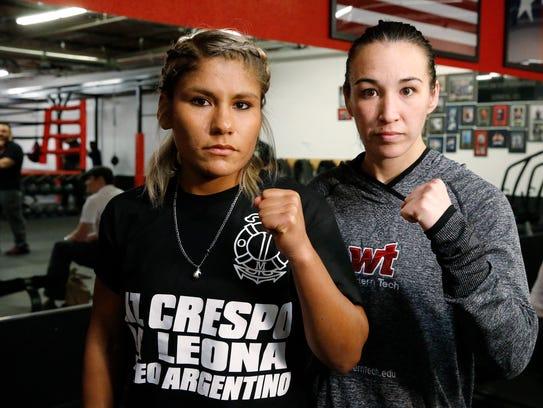 El Pasoan and IBF world featherweight champion Jennifer