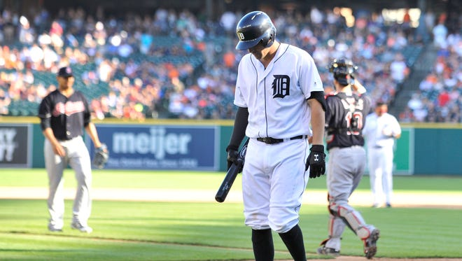 The Tigers sit 6.5 games behind the division-leading Indians at the All-Star break.