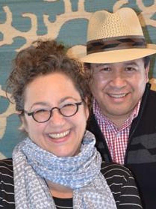 DCA 0725 Sandra and Wence Martinez