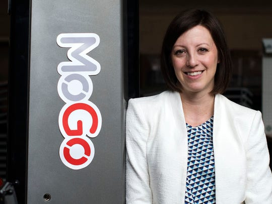 Lisa Nuszkowski, Executive Director for MoGo Detroit