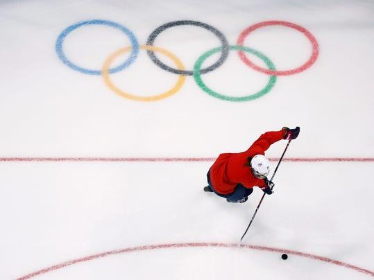 AP PYEONGCHANG OLYMPICS ICE HOCKEY WOMEN S OLY KOR