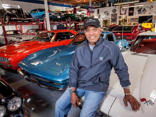 XXX VISIT TO REGGIE JACKSON'S AUTO GARAGE CA