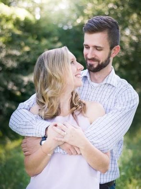 Engagements: Erin May & Christopher Adkins