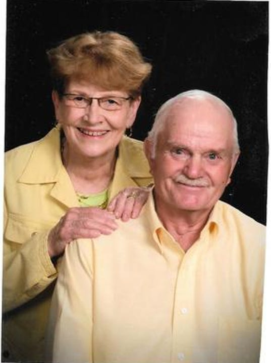 Anniversaries: Daryl Schuetts & Esther Schuetts