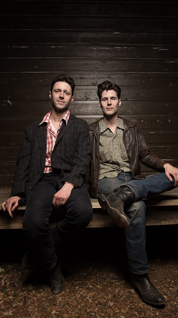 The Cactus Blossoms will play a Sioux Falls show on