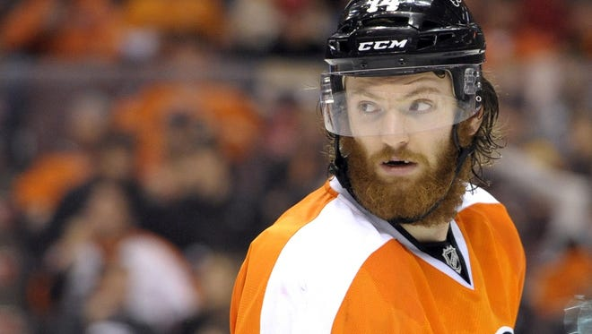 Couturier, who had surgery last Friday, is looking at a 5-6 week recovery time.