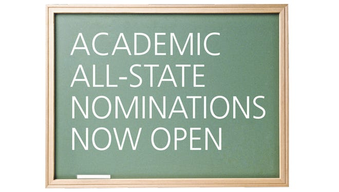 Academic All-State Nominations Now Open