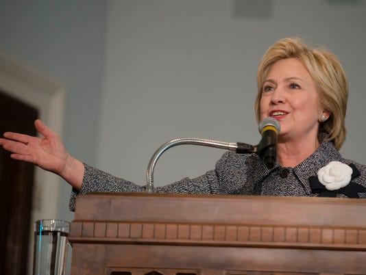 Hillary Clinton Bus Boycott