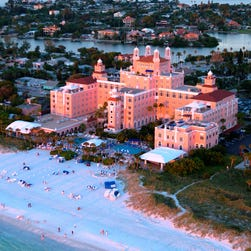 Don CeSar: The 'Pink Palace' of St. Pete Beach