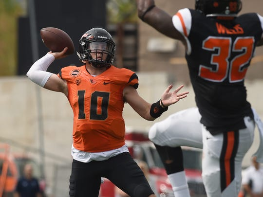 Oregon State plans to announce its 2016 starting quarterback