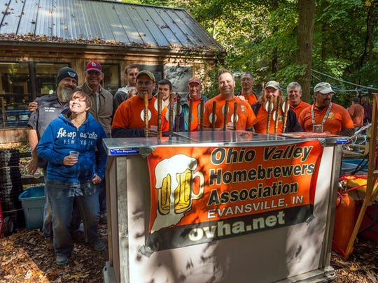 The Ohio Valley Homebrewers Association will have a variety of members' homebrews on tap for Wandering Owl. You're guaranteed to find some interesting brews here that you can't purchase in any store.