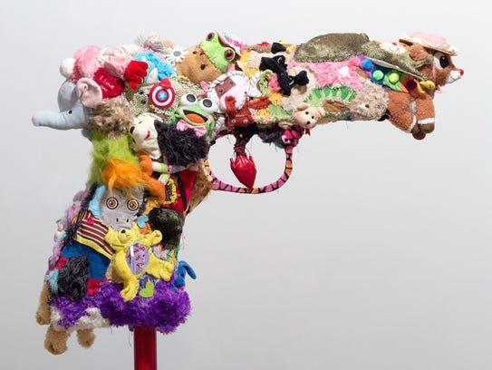 The artist Suprina will open her art studio for visitors
