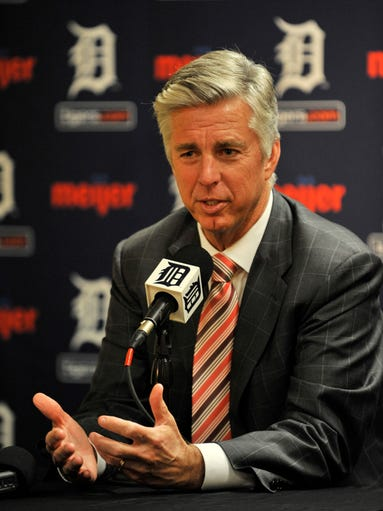Dave Dombrowski was removed as Tigers general manager
