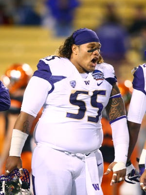 19. Cleveland (from Buffalo) — DT Danny Shelton (Washington). The Browns are thrilled to see Shelton - who they consider at 12 - still around at 19. That's another player the Bengals wouldn't mind taking - off the board in front of them.