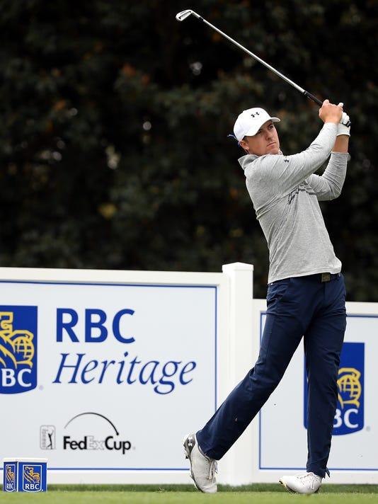 RBC Heritage - Round Two