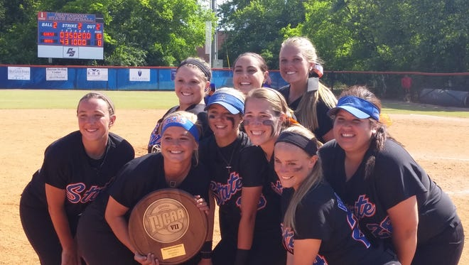 Roberson alum Izzy McCurry and the Chattanooga State (Tenn.) softball team have qualified for next week's NJCAA Women's College World Series in Utah.