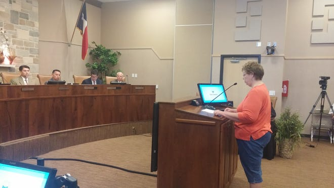 Several San Angelo residents expressed concerns about animal shelter policies and procedures, during Tuesday's city council meeting