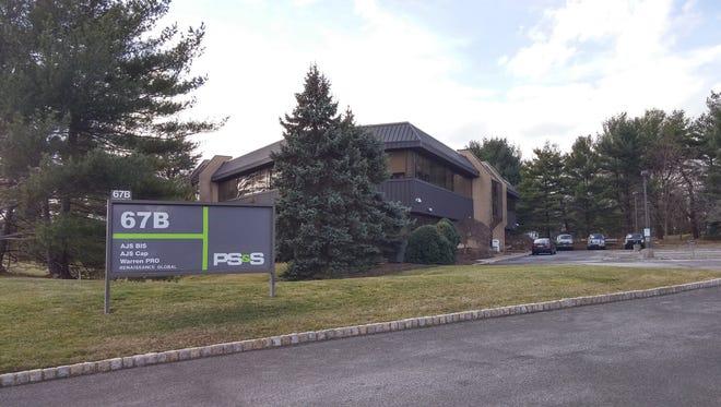 Exterior of PS&S headquarters in Warren.