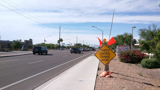 Gilbert went to leading left turns in 2016 along Cooper and McQueen roads. Now, most lights in town could get the same treatment.