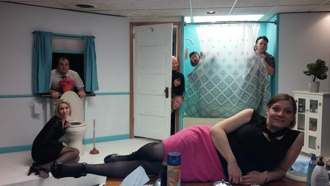 """Bathroom Humor"" returns by popular demand Feb. 23-25 and March 1-2."