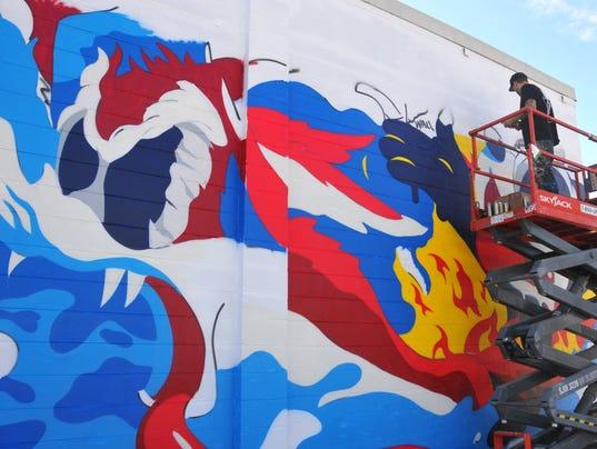 EGAD Murals