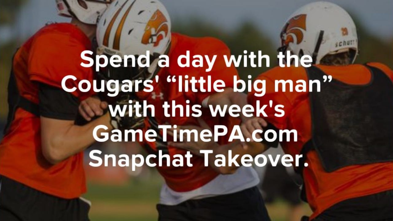 Watch: Palmyra's Devan Sosnoski to take over GameTimePA.com
