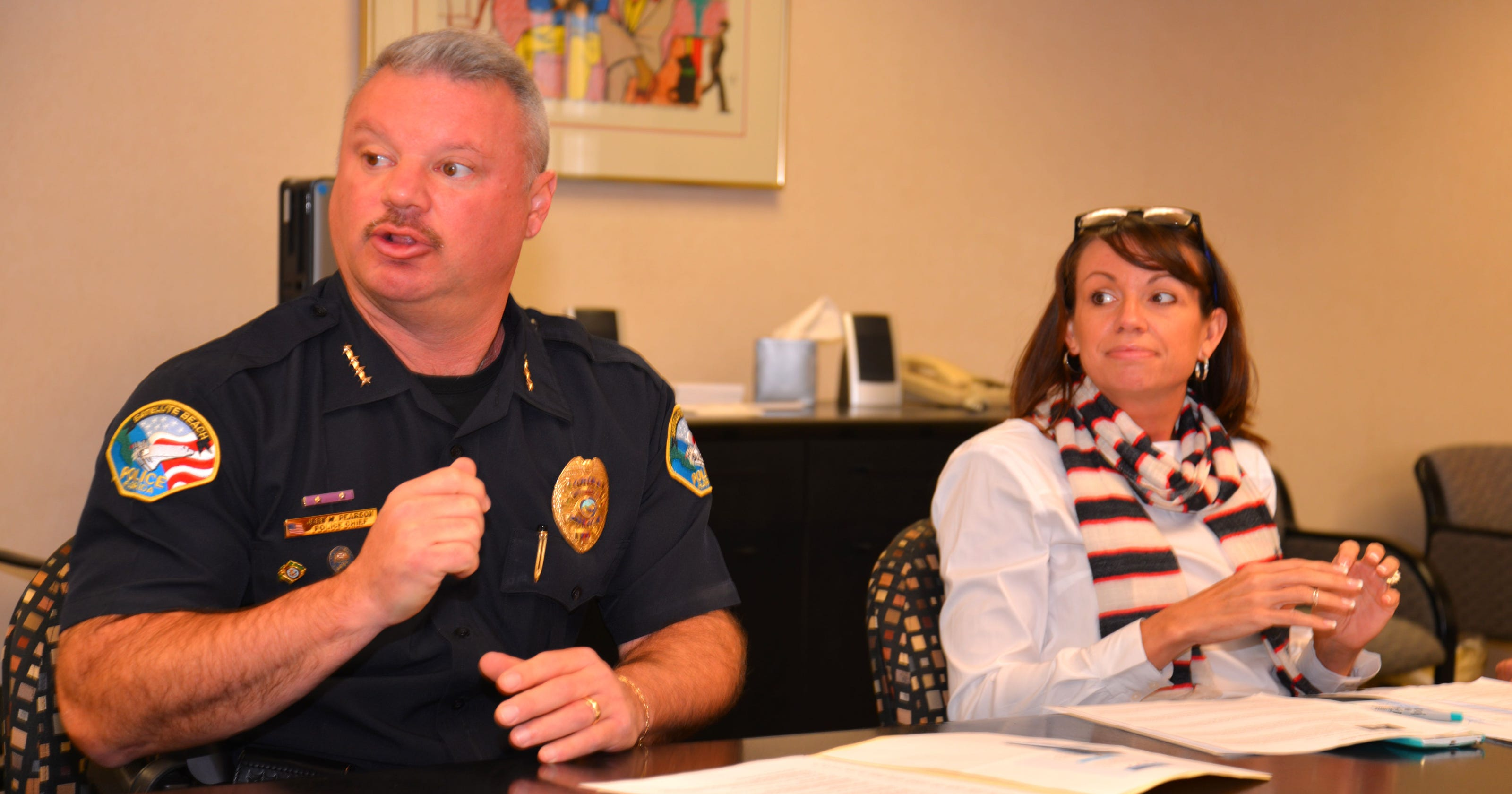 Torres: Satellite Beach police stand out