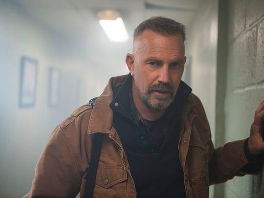 Kevin Costner in 'Criminal.'