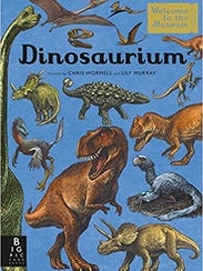 Dinosaurium. By Lily Murray and Chris Wormell. Big