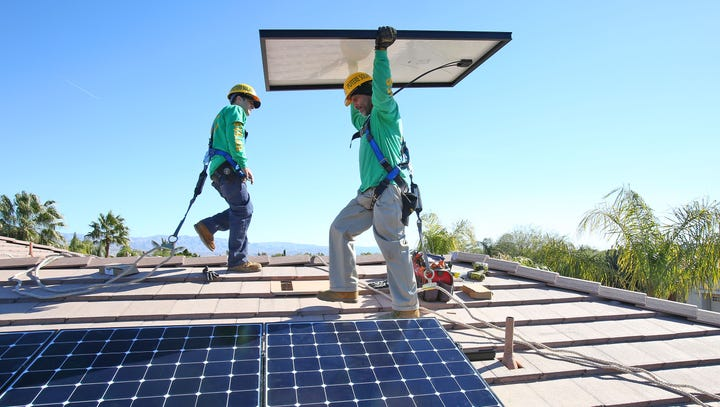 Imperial Irrigation District sues Riverside County over 'unprecedented' solar power rule
