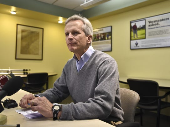 Don Rendall, Vermont Gas' incoming chief executive