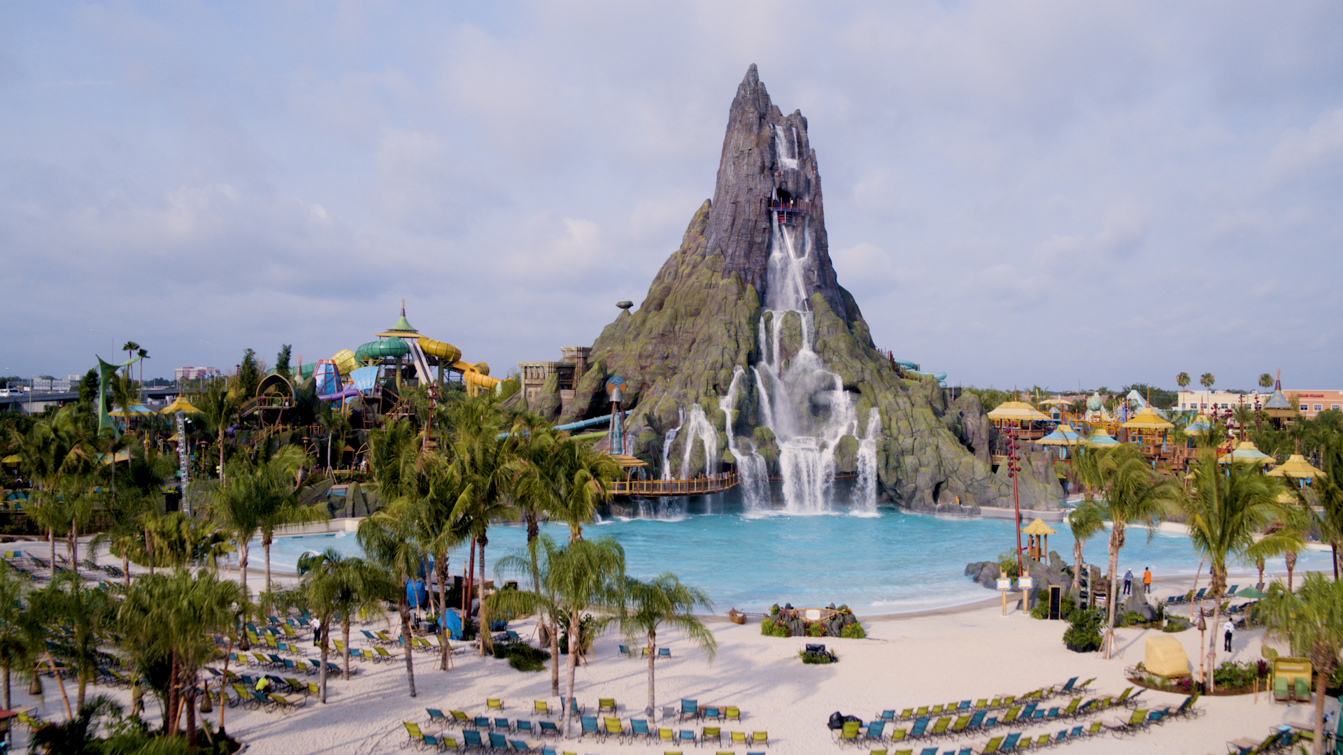 Get Wet and Wild at Universal's Volcano Bay Orlando Water Park