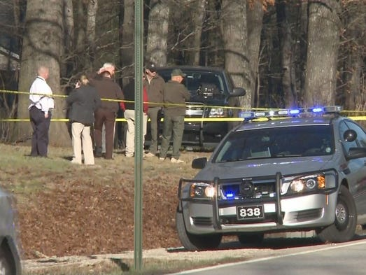 The bodies of a Paulding County sheriff's deputy and