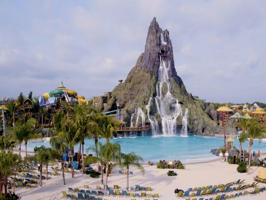 Fantasy Island Resort Orlando