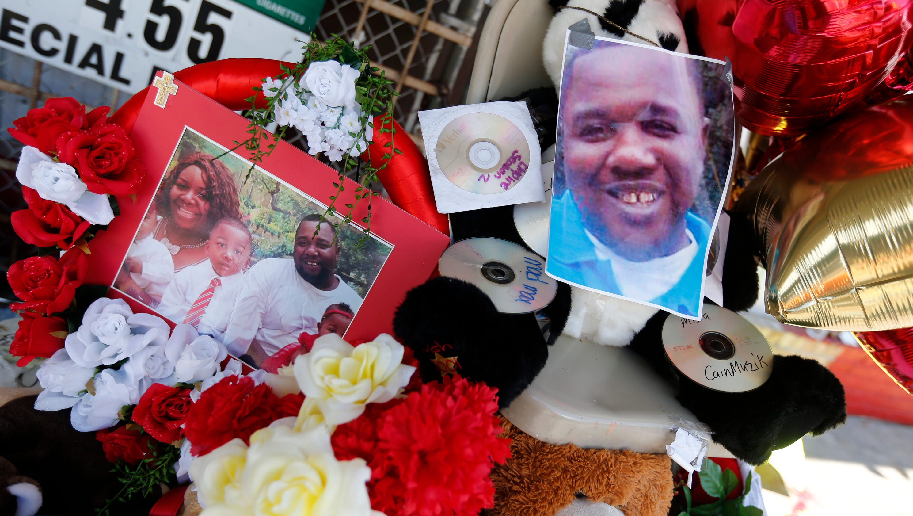 Public funeral scheduled for Alton Sterling