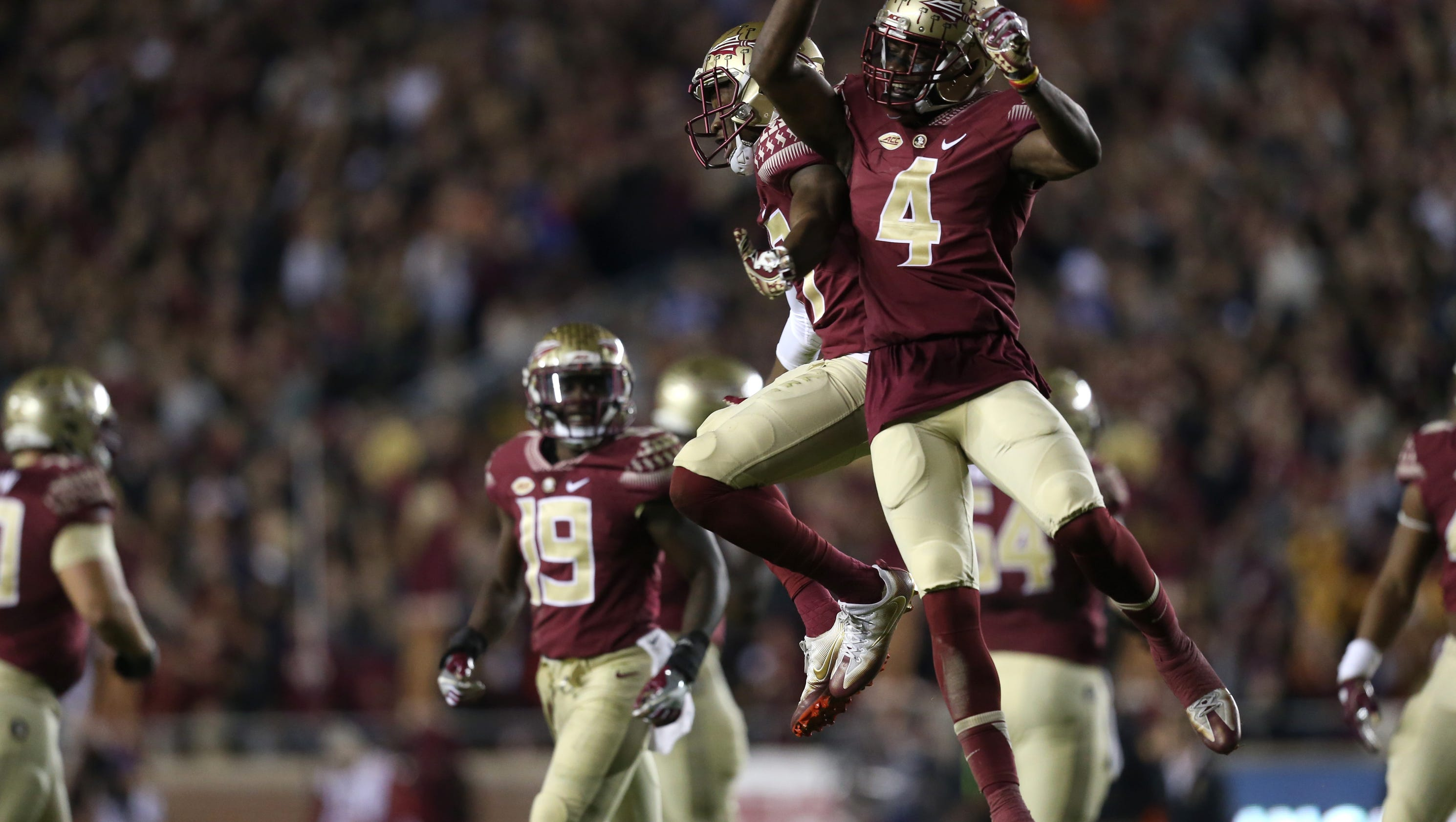 florida state football stats