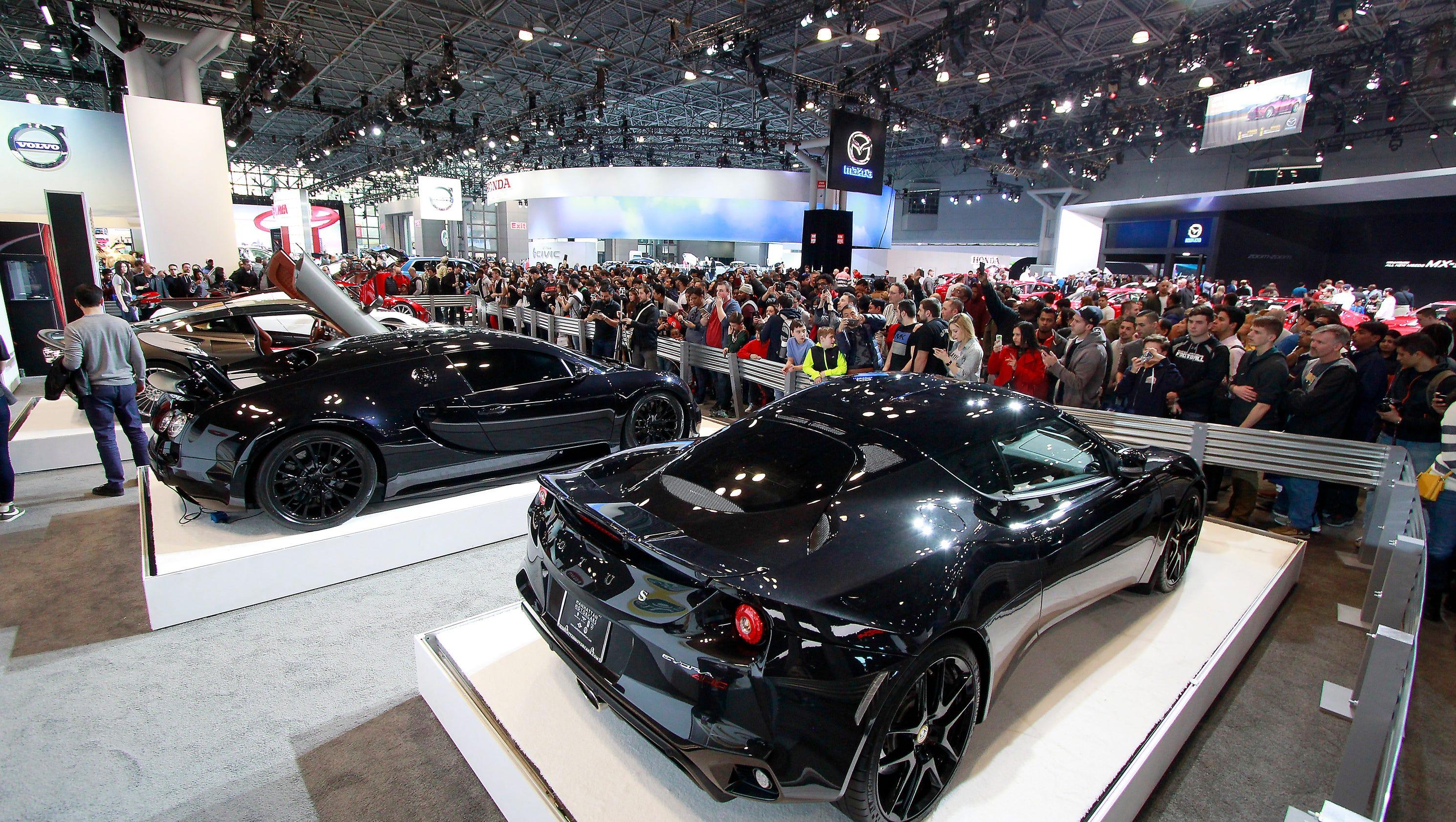 Win 4 Tickets to the NY International Auto Show