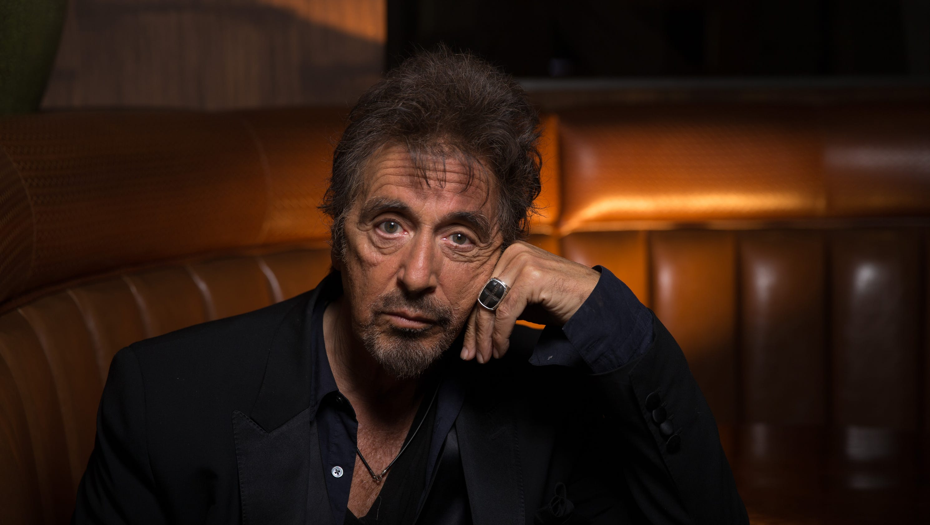 Actor and director Al Pacino at 75