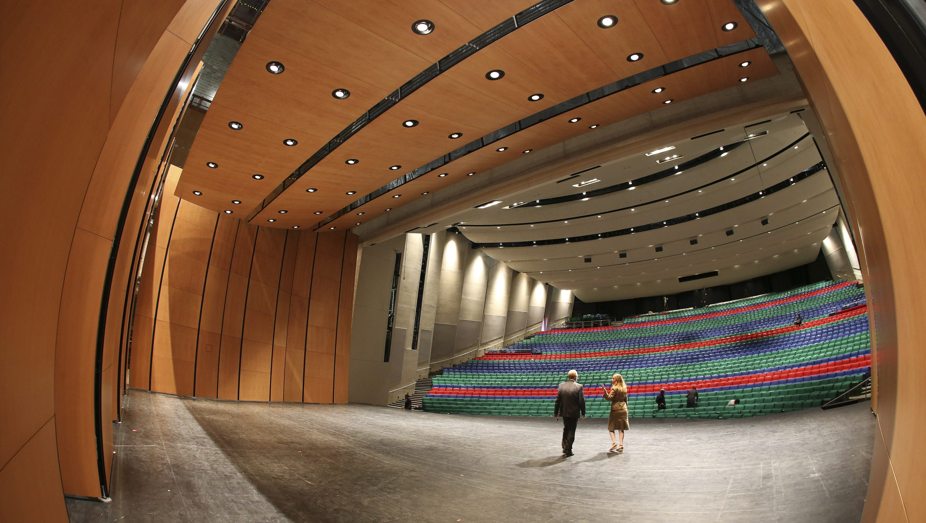 Civic Center Brings Cutting Edge Hearing Technology To