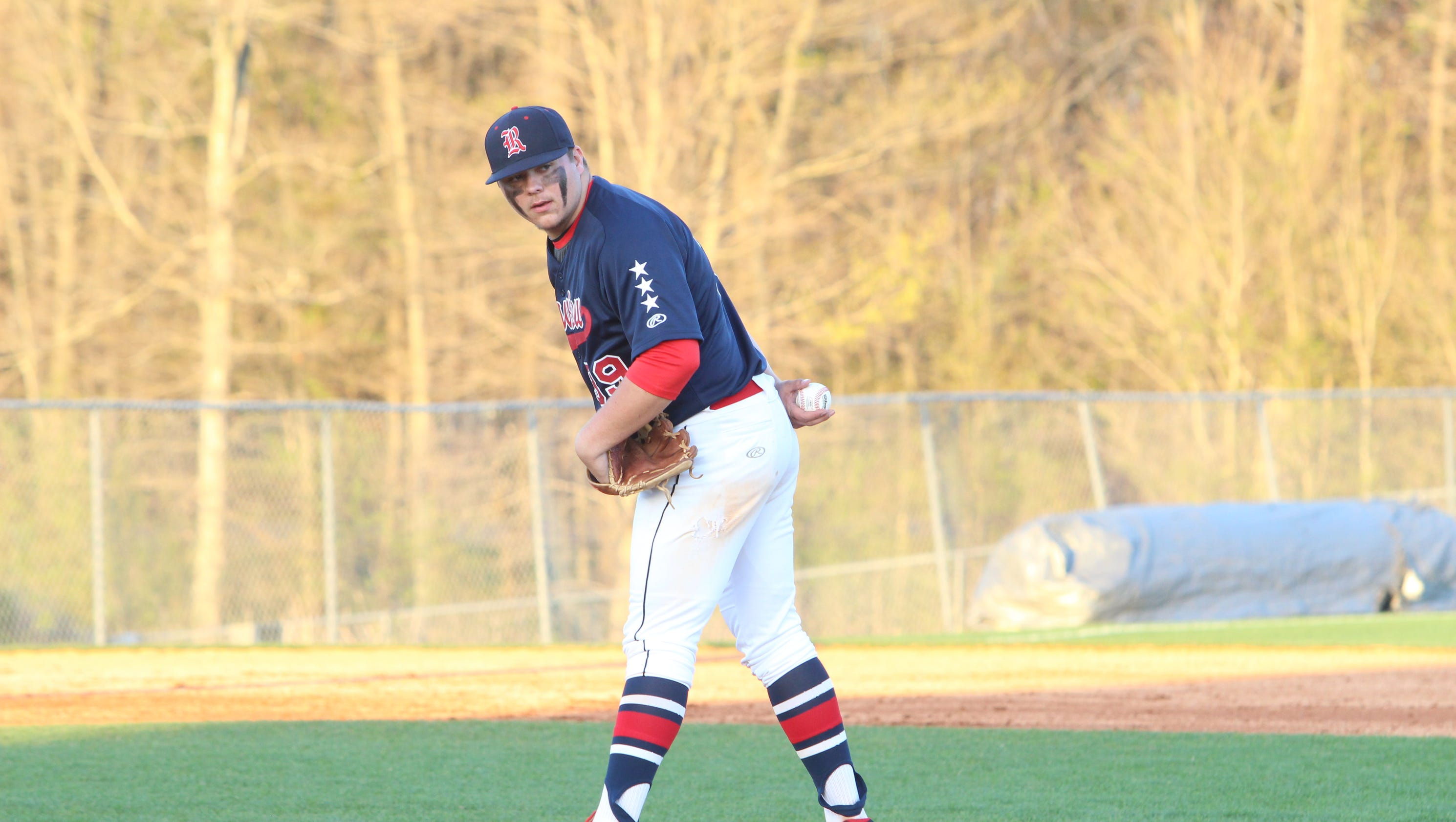 wilson mace top pitchers in montgomery county so far