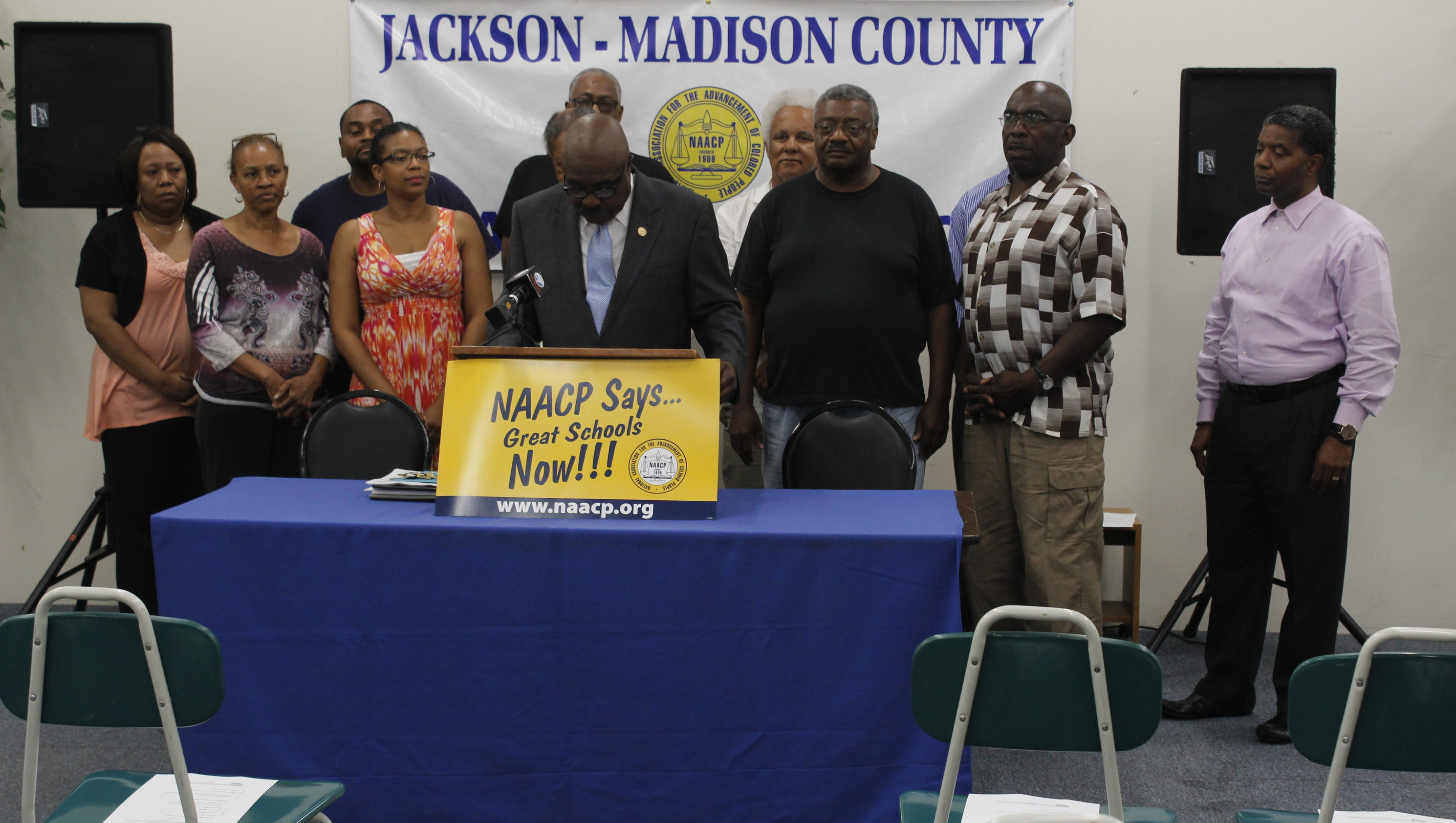 Naacp denounces plans for new jail for Alexander motors jackson tennessee