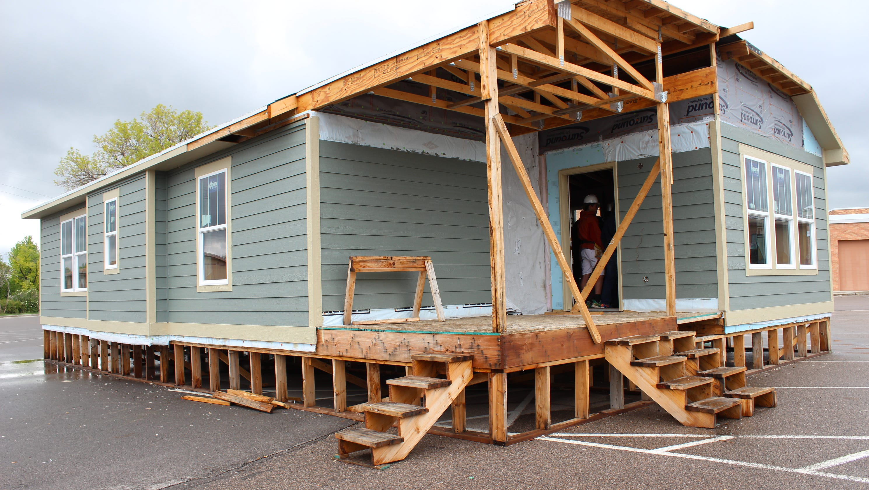 Fort collins church offers land for student built habitat - House habitat ...