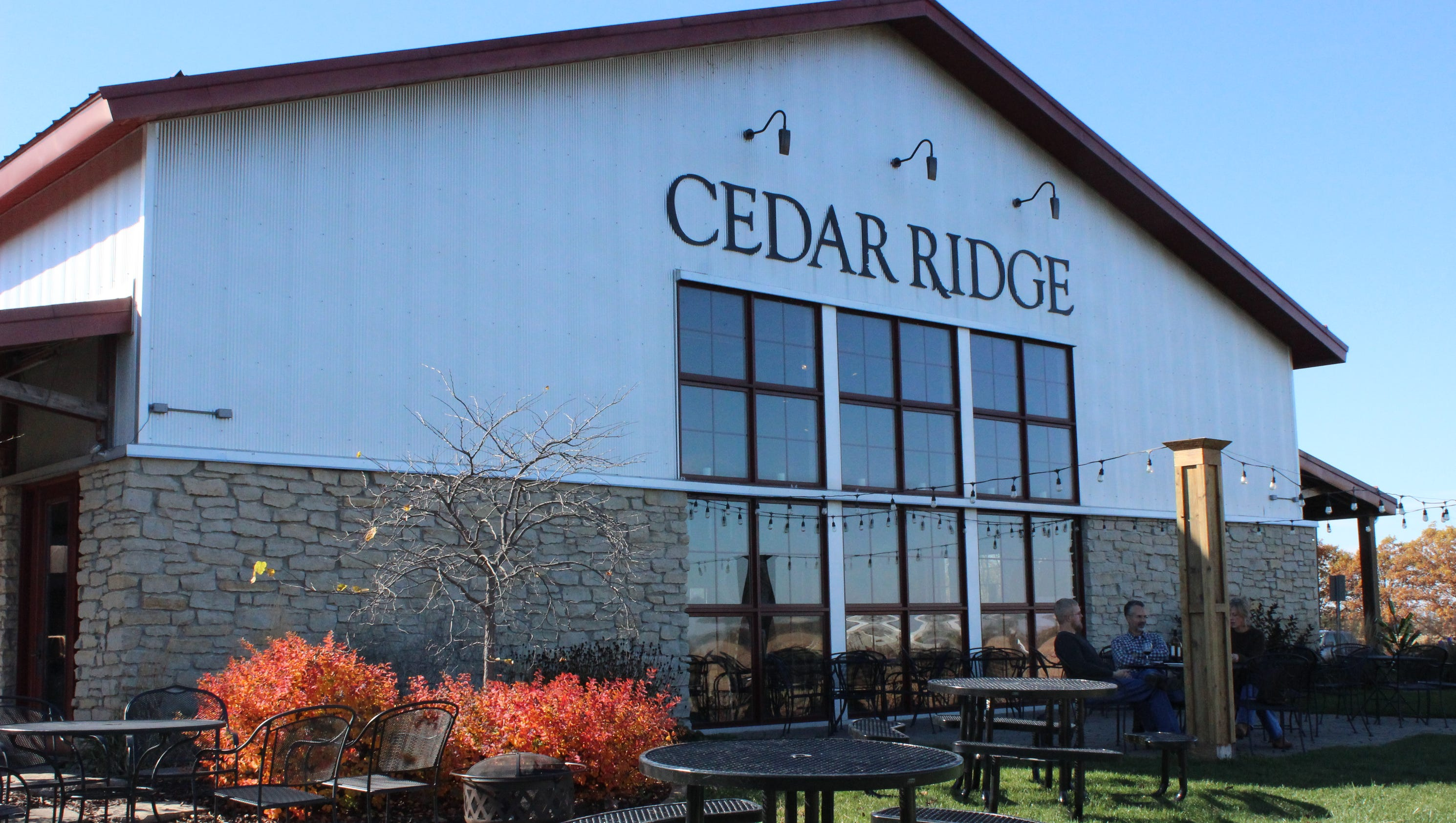 best winery cedar ridge winery and distillery