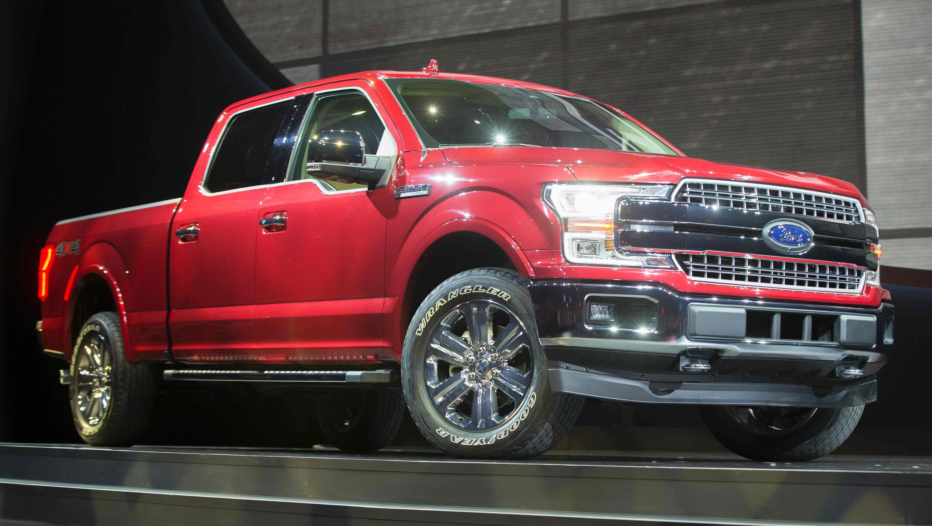 Ford's U.S. sales rose 2.2% in May, while GM was down 1.3% ...